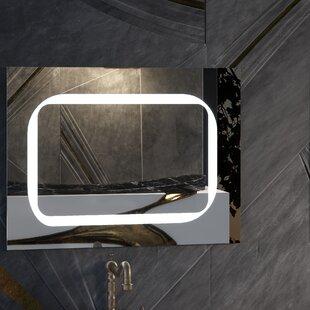 Orren Ellis LED Bathroom/Vanity Mirror
