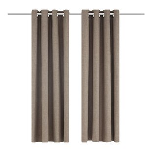 Black And White Curtains Wayfair Co Uk