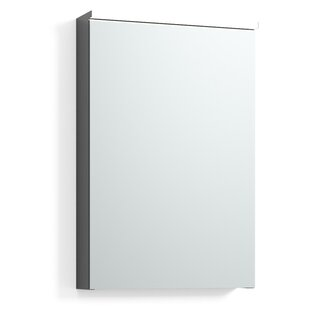 Seth 45 X 69cm Surface Mount Flat Mirror Cabinet With Lighting By Ebern Designs