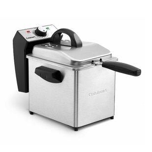 1.9 Liter Compact Deep Fryer