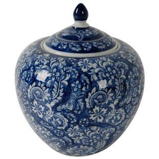 Grand Deluxe Ceramic Storage Jar