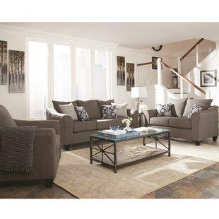 Red Barrel Studio Gottberg Configurable Living Room Set
