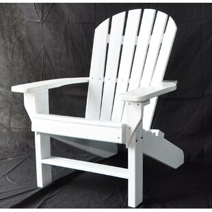 Seaside Plastic Adirondack Chair
