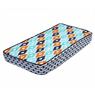 Rovel Kilim Quilted Changing Pad Cover By Harriet Bee
