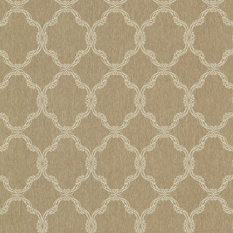Beacon House Home Daniela Filigree 33 X 205 Trellis Wallpaper