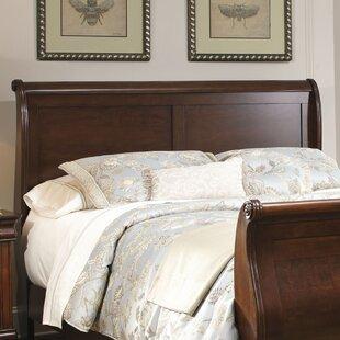 Raina Sleigh Bed by Alcott Hill