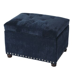Grove Hill Storage Ottoman by Willa Arlo Interiors