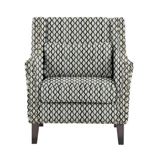 Woodlake Wingback Chair by Gracie Oaks