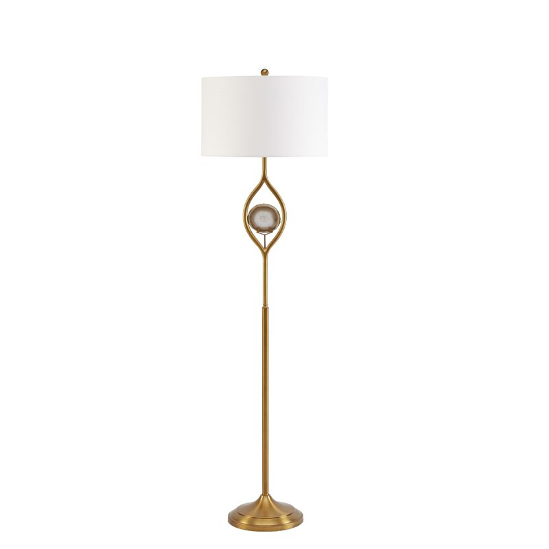 Mailelani 63 led floor lamp