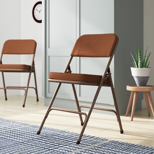 Astonishing Hazelton Fabric Padded Folding Chair Set Of 2 Gamerscity Chair Design For Home Gamerscityorg