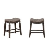 Santos Bar & Counter Stool (Set of 2) by Gracie Oaks