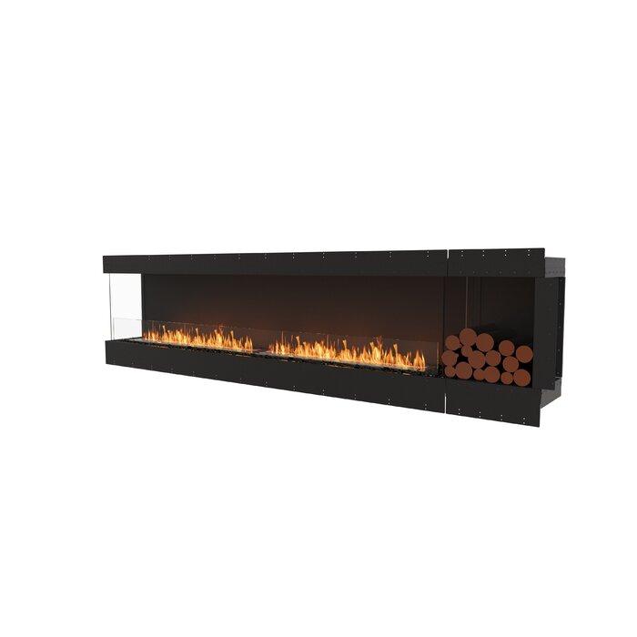 Miraculous Flex Left Corner Recessed Wall Mounted Bio Ethanol Fireplace Download Free Architecture Designs Scobabritishbridgeorg
