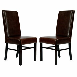 Remick Parsons Upholstered Dining Chair (Set of 2) (Set of 2) by Red Barrel Studio