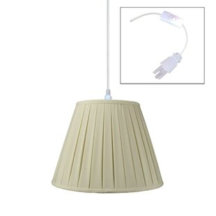 Home Concept Inc 1-Light Cone Pendant