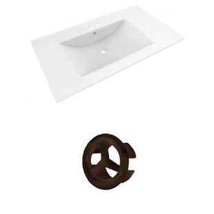 Lesscare 25 Single Bathroom Vanity Top More Reviews
