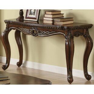 Mccarthy Console Table by Astoria Grand Comparison