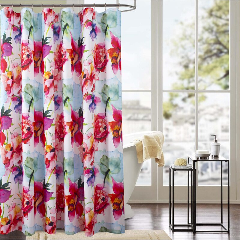 McDuffie Classic Wildflower Shower Curtain