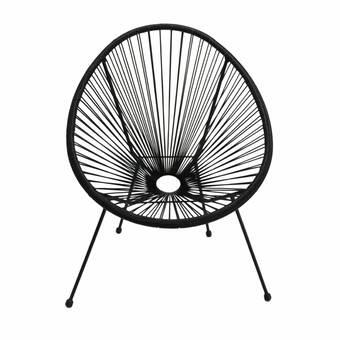 Corrigan Studio Holub Patio Chair Reviews Wayfair