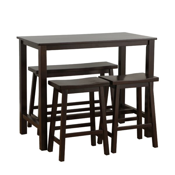 Office Kitchen Bar Table Mesmerizing Bar Table Sets You'll Love In 12 Wayfair 8178 9