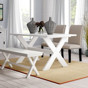 Medulla Dining Table by Beachcrest Home Today Sale Only