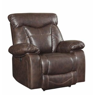 Amick Glider Recliner by Canora Grey