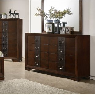 Foote 8 Drawer Dresser