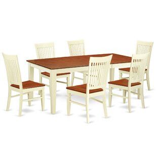 Pilger 7 Piece Extendable Dining Set Read Reviews