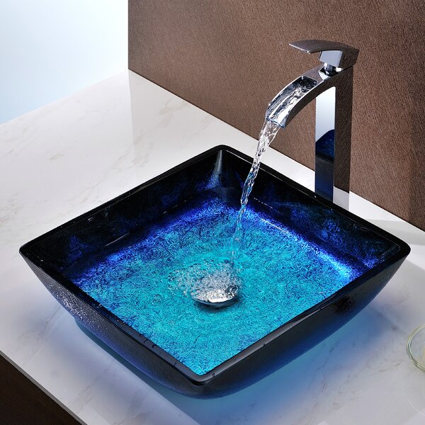 Blue Sink Wayfair
