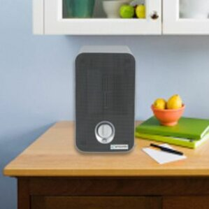 room hepa air purifier with uv sanitizer and odor reduction
