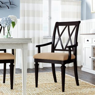 Wheelock Dining Chair (Set of 2) Beachcrest Home