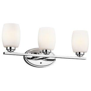 Brayden Studio Esmont 3-Light Vanity Light