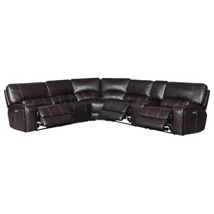 Affordable Murcia Reclining Sectional by E-Motion Furniture Reviews (2019) & Buyer's Guide