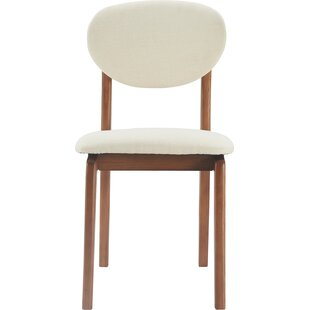 Coralie Upholstered Dining Chair (Set of 2) Elle Decor