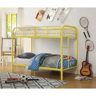 Best Price Cromer Twin Bunk Bed by Harriet Bee Reviews (2019) & Buyer's Guide