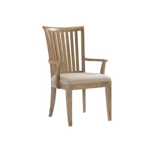 Monterey Sands Solid Wood Dining Chair Lexington