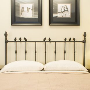 Georgetown Slat Headboard by Benicia Foundry and Iron Works