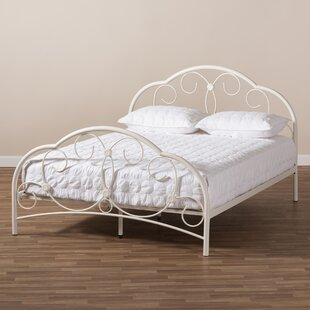 Hashlamoun Platform Bed by August Grove Cheap