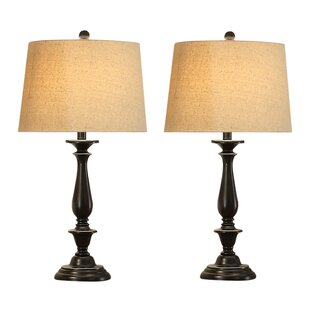 Reviews Rindham 29 Table Lamp (Set of 2) By Three Posts