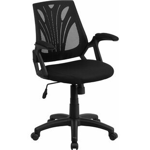 Ebern Designs Drinnon Mid-Back Ergonomic Mesh Swivel Office Chair