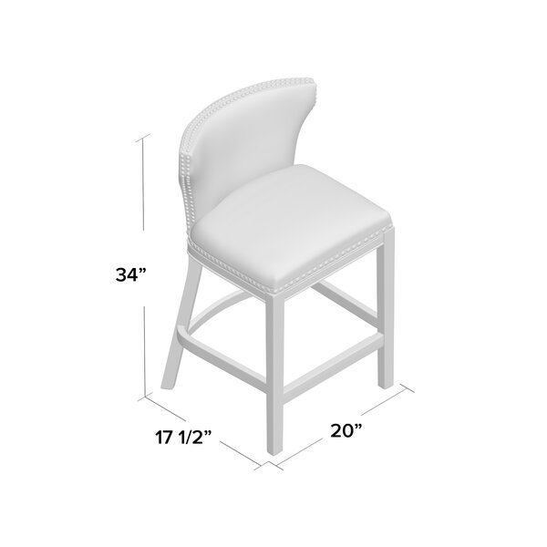 Darby Home Co Capecastle 25 Bar Stool Reviews Wayfair