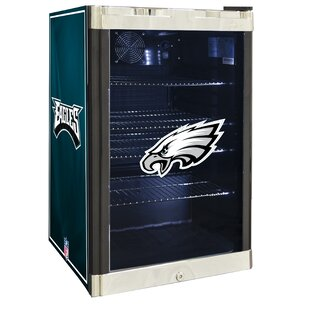 NFL 4.6 cu. ft. Beverage center