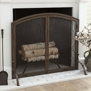 Fireplace Screens Doors You Ll Love Wayfair