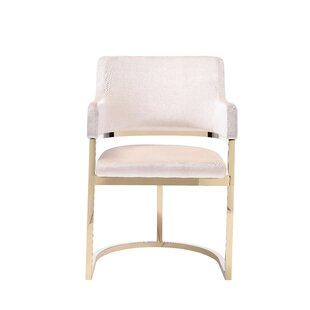 Chyna Upholstered Dining Chair by Mercer41