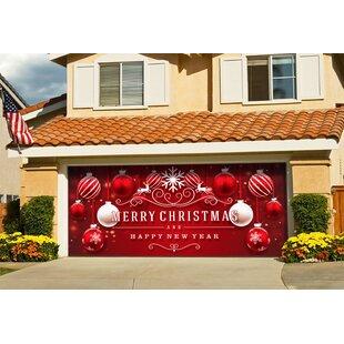 Garage Door Christmas Decor Wayfair