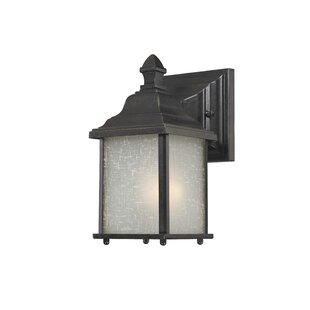 Great Price Oren 1-Light Outdoor Wall Lantern By Alcott Hill