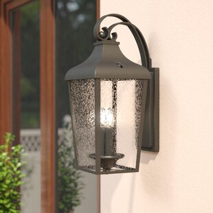 Harpole 2-Light Outdoor Wall Lantern