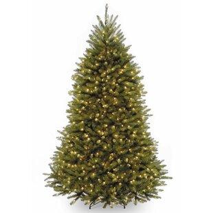 Cheap Pre Lit Christmas Trees
