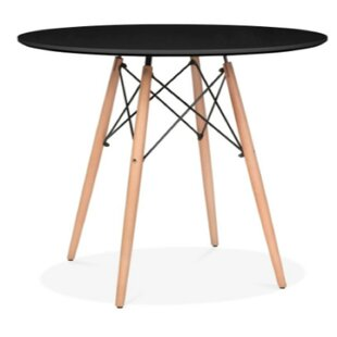 Ivy Bronx Waynesville Circular Dining Table
