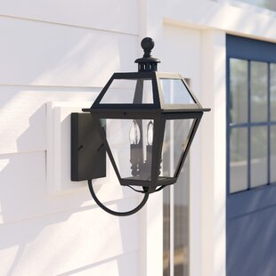 Gravesend 3-Light Outdoor Sconce by Sol 72 Outdoor