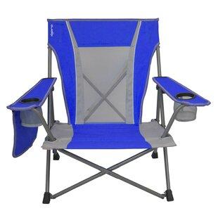 Coast Wave Folding Camping Chair by Kijaro